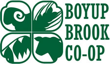 Boyup Brook Co-op logo